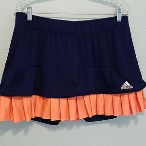 Adidas Climacool Size XL Golf Tennis Skort Blue